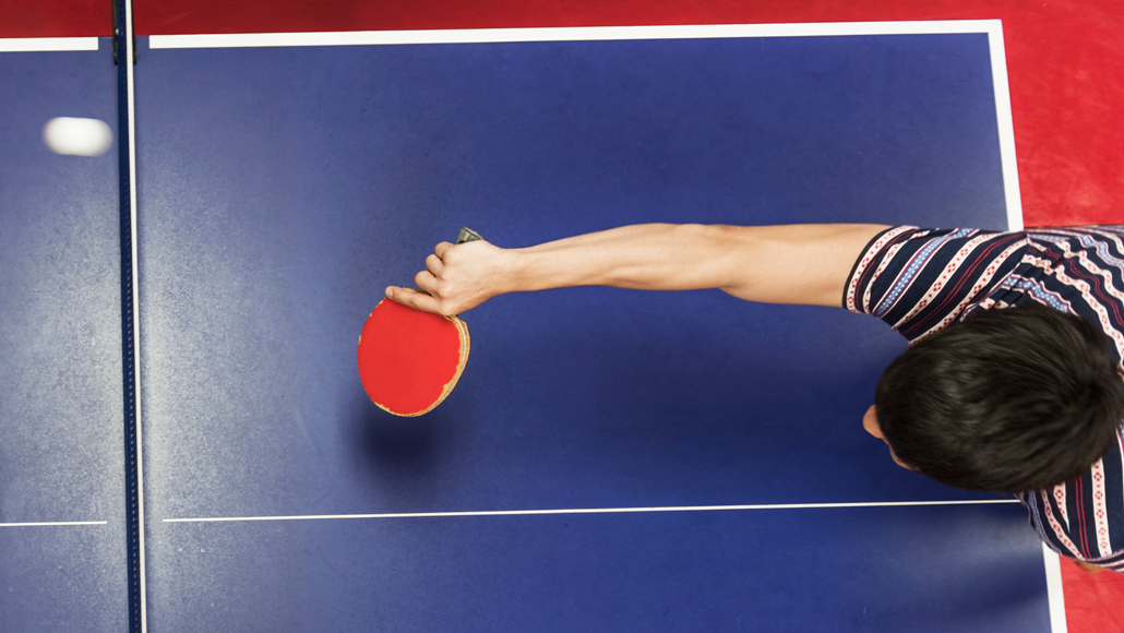 Self-powered surface may evaluate table-tennis play | Science News for Students