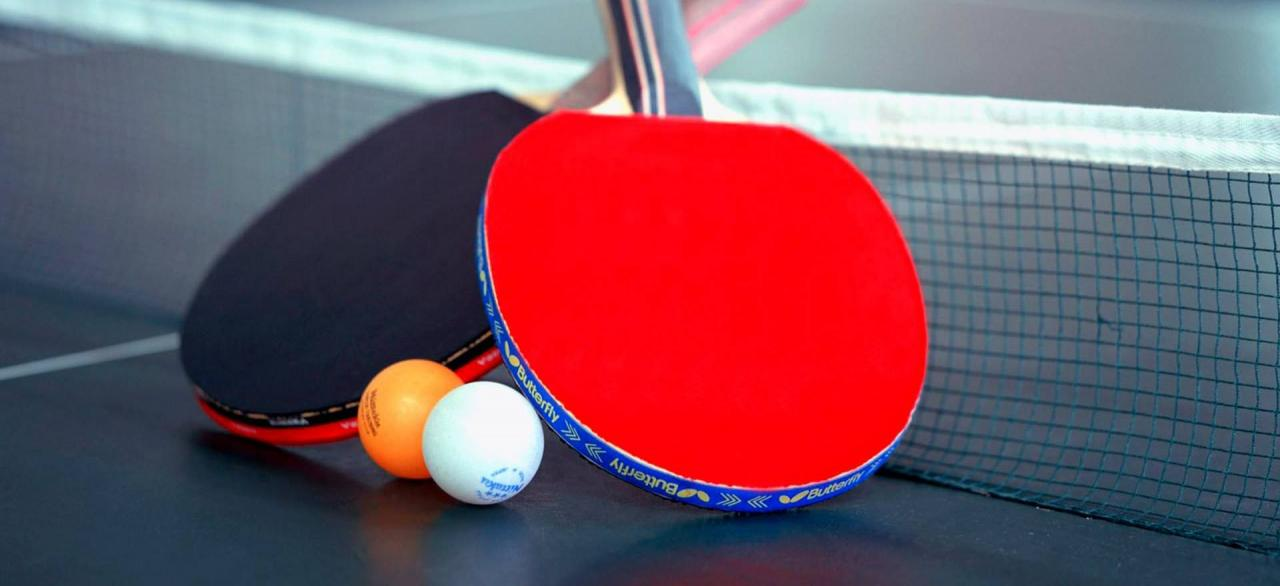 Benefits of Playing Table Tennis to Lose Weight » Trending Us