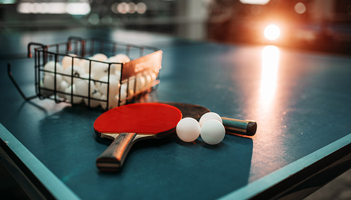 Ping Pong Leagues - Chicago Sport and Social Club